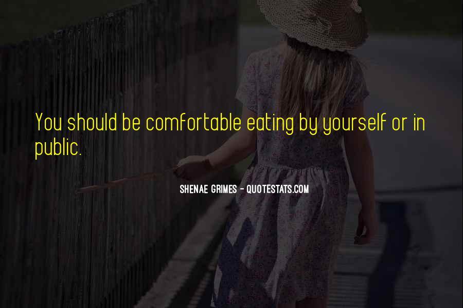 Shenae Grimes Quotes #888289