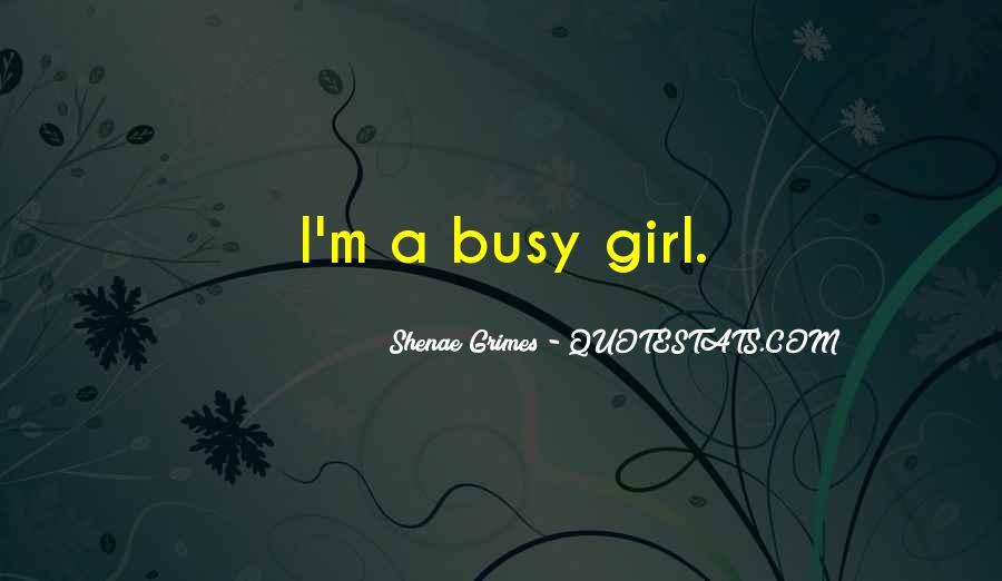 Shenae Grimes Quotes #963663