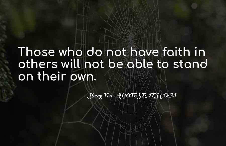 Sheng Yen Quotes #1546179