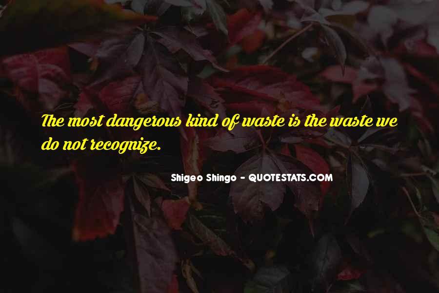 Shigeo Shingo Quotes #1584992