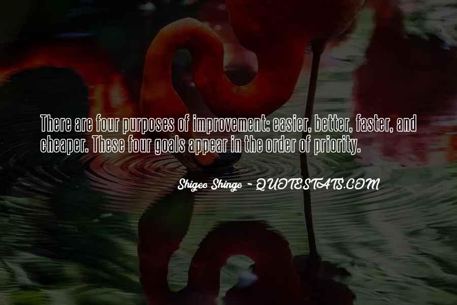 Shigeo Shingo Quotes #445445