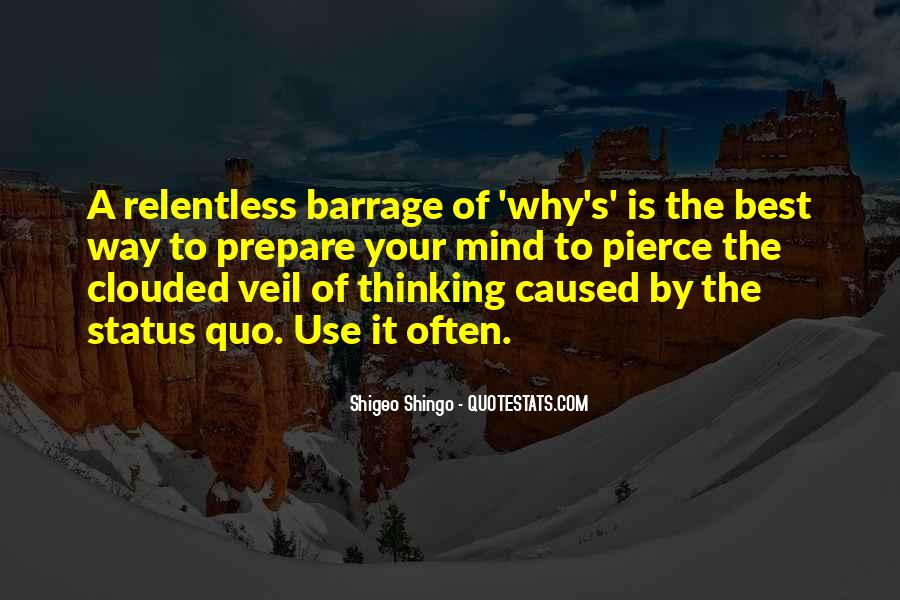 Shigeo Shingo Quotes #950132