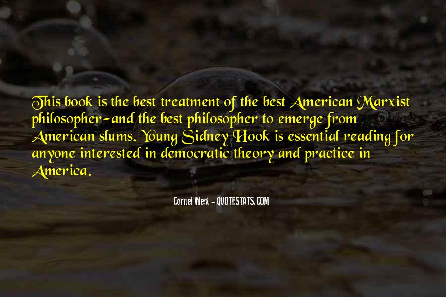 Sidney Hook Quotes #1024235