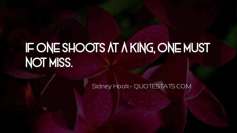 Sidney Hook Quotes #701956