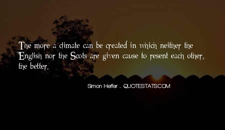 Simon Heffer Quotes #908064