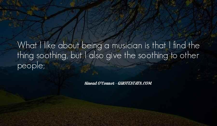 Sinead O'connor Quotes #1241699