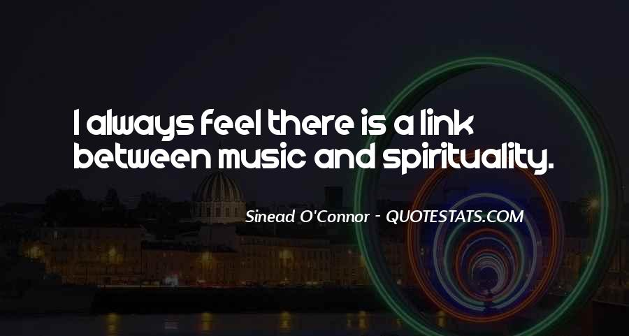Sinead O'connor Quotes #1289339