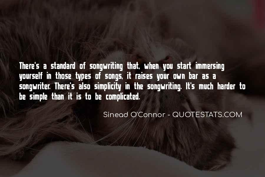 Sinead O'connor Quotes #1347377