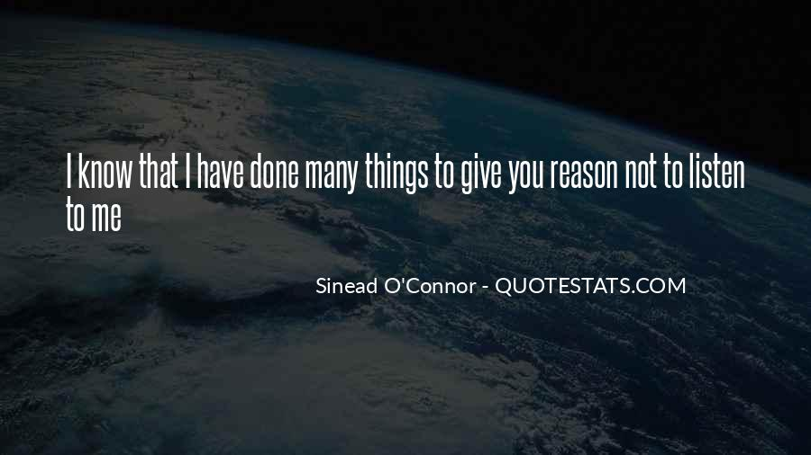 Sinead O'connor Quotes #1459785