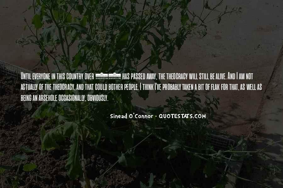 Sinead O'connor Quotes #1500489