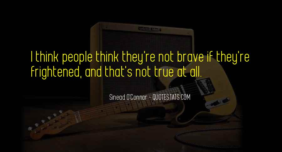 Sinead O'connor Quotes #1578430