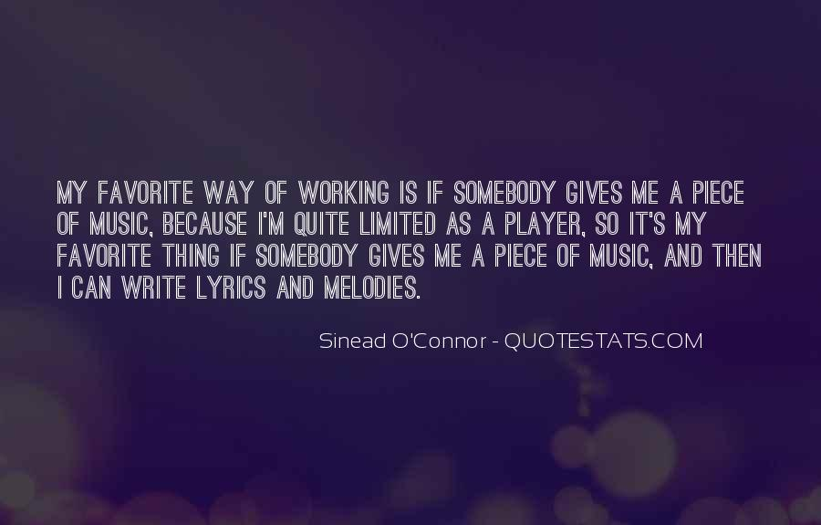 Sinead O'connor Quotes #6427