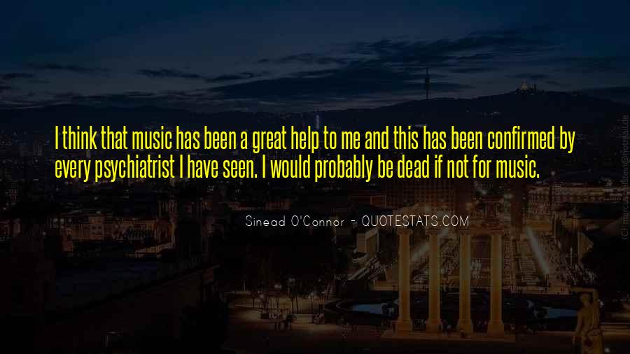 Sinead O'connor Quotes #723856