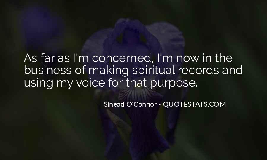 Sinead O'connor Quotes #738487