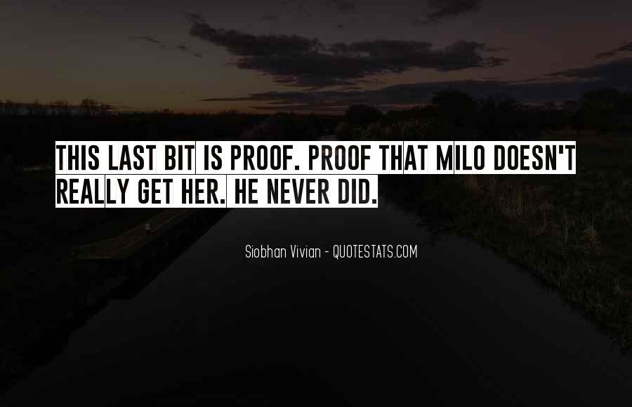 Siobhan Vivian Quotes #1160964