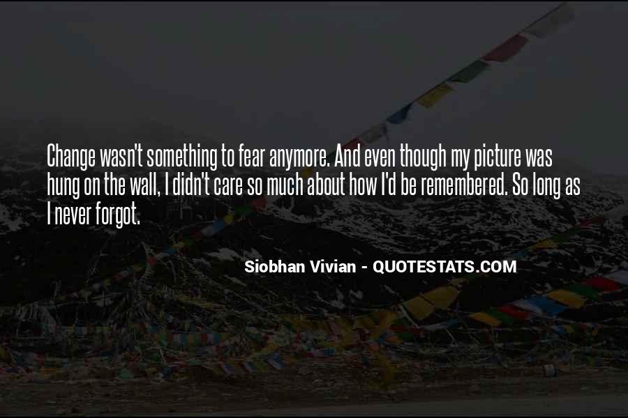 Siobhan Vivian Quotes #1530426