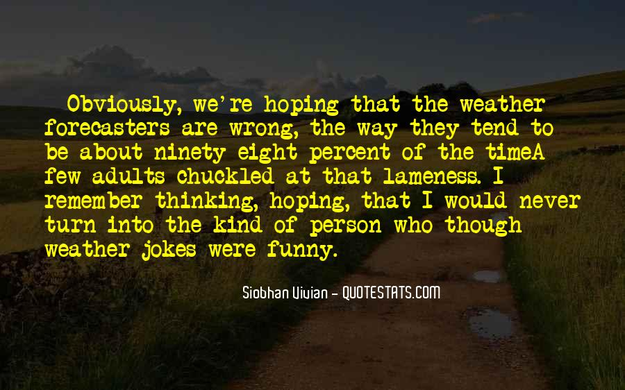 Siobhan Vivian Quotes #1680101