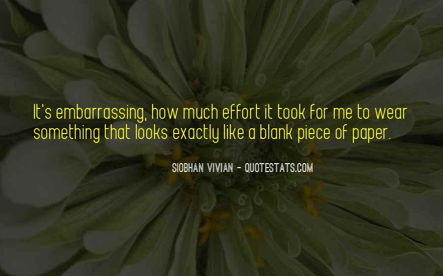 Siobhan Vivian Quotes #340491