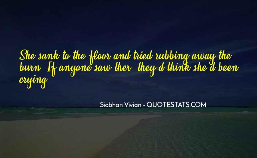 Siobhan Vivian Quotes #394717