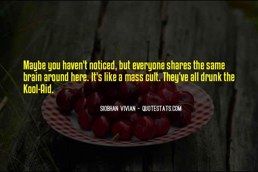 Siobhan Vivian Quotes #74575