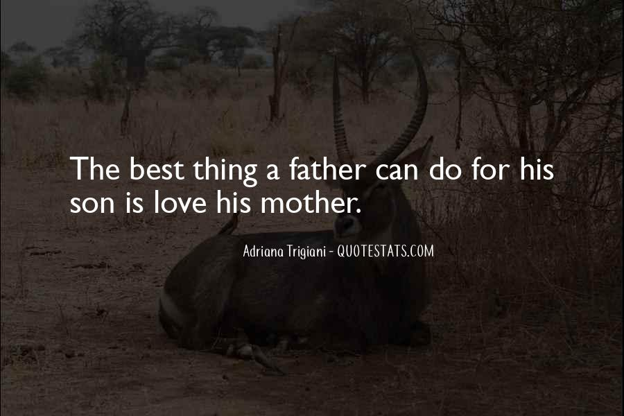 Quotes About The Love You Have For Your Son #34315