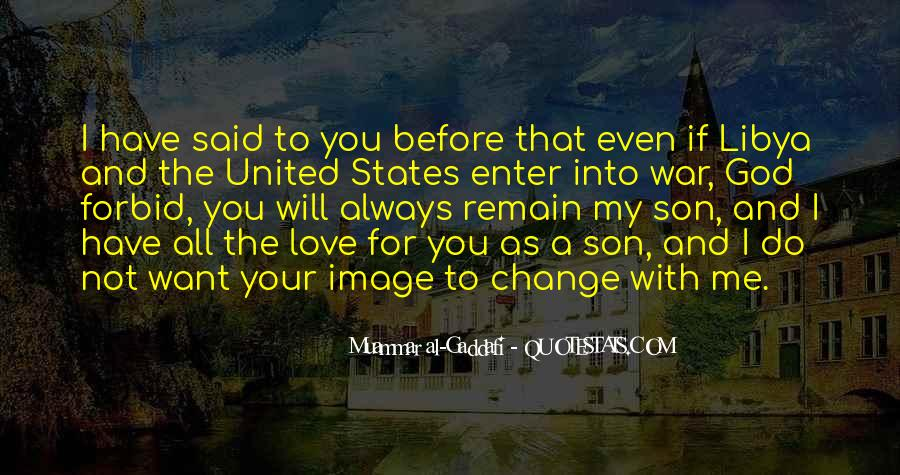 Quotes About The Love You Have For Your Son #770078