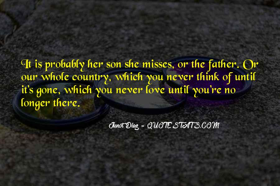 Quotes About The Love You Have For Your Son #84640