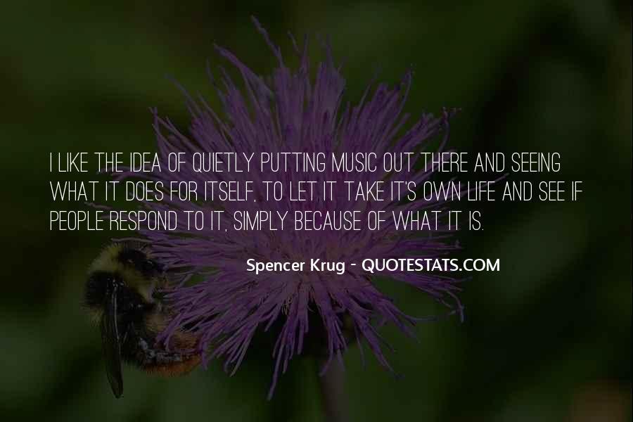 Spencer Krug Quotes #1216422