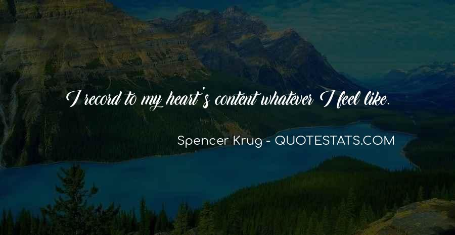 Spencer Krug Quotes #131454