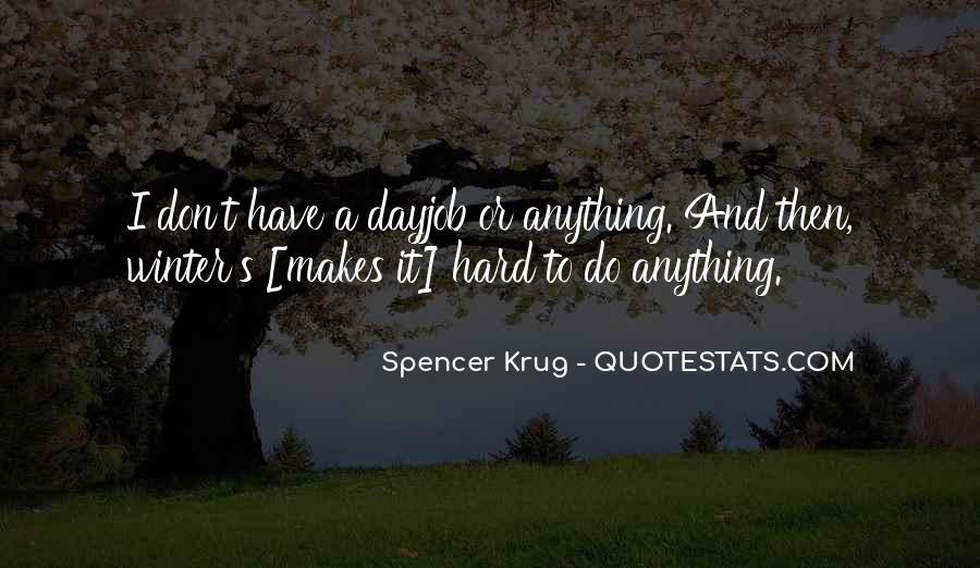 Spencer Krug Quotes #1481652