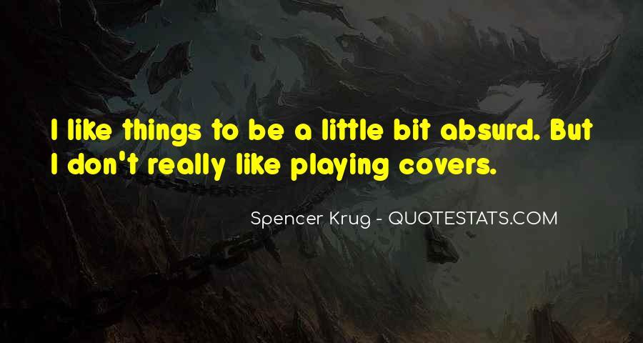 Spencer Krug Quotes #1871389