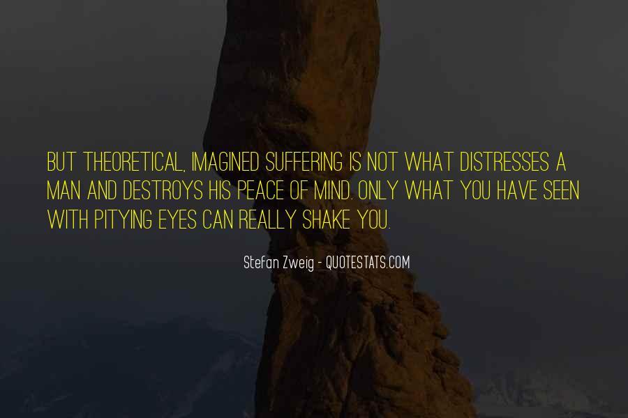 Stefan Zweig Quotes #122661