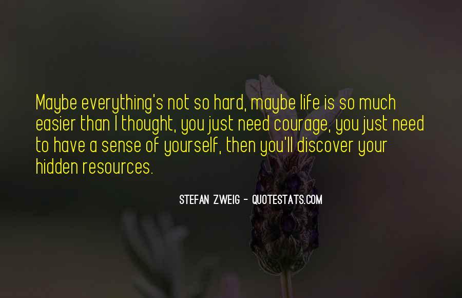 Stefan Zweig Quotes #133053