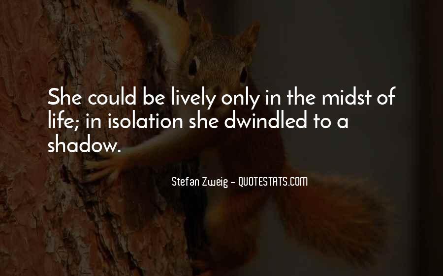 Stefan Zweig Quotes #148834