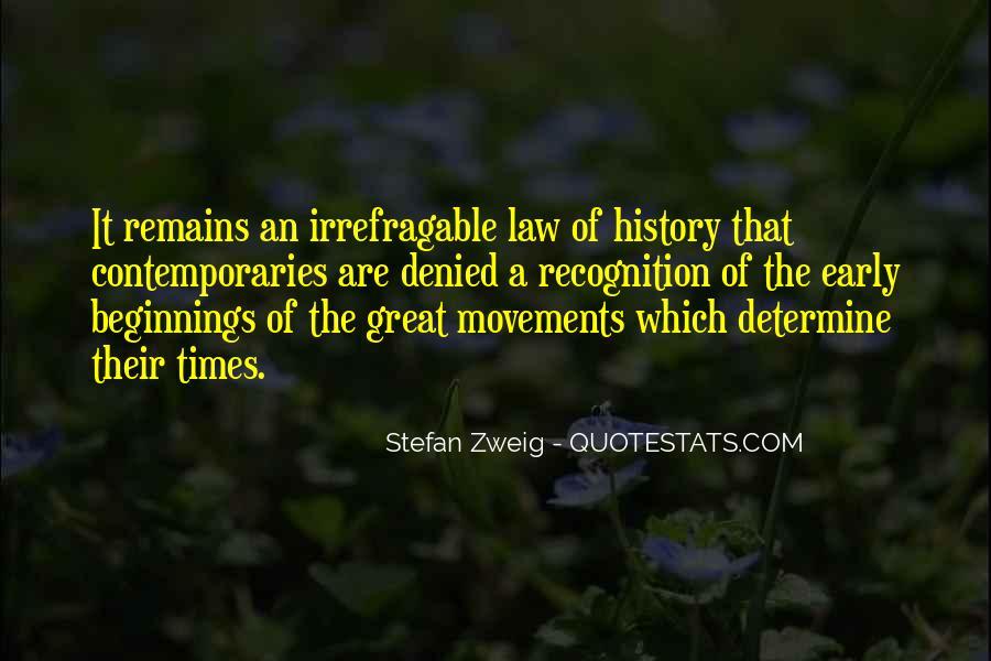 Stefan Zweig Quotes #178609