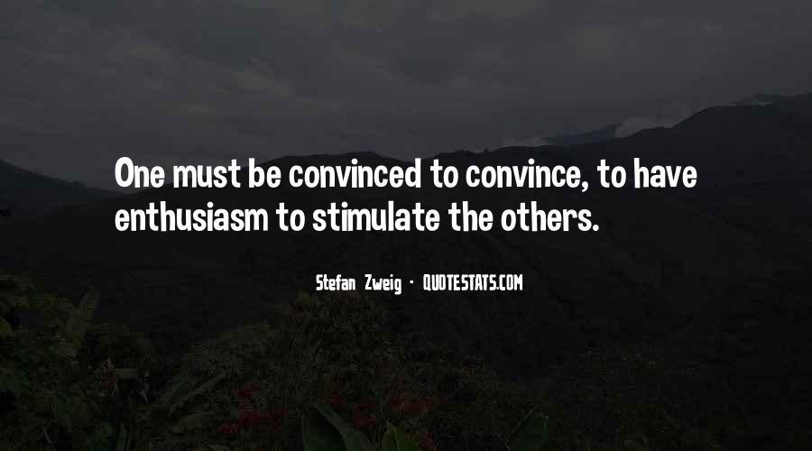 Stefan Zweig Quotes #182748