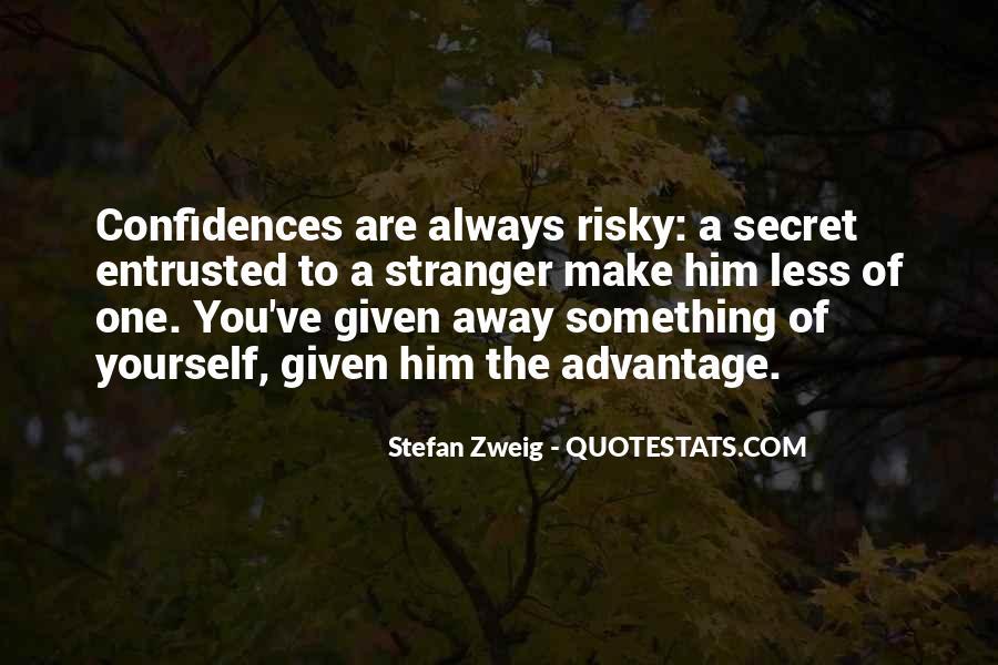 Stefan Zweig Quotes #260992