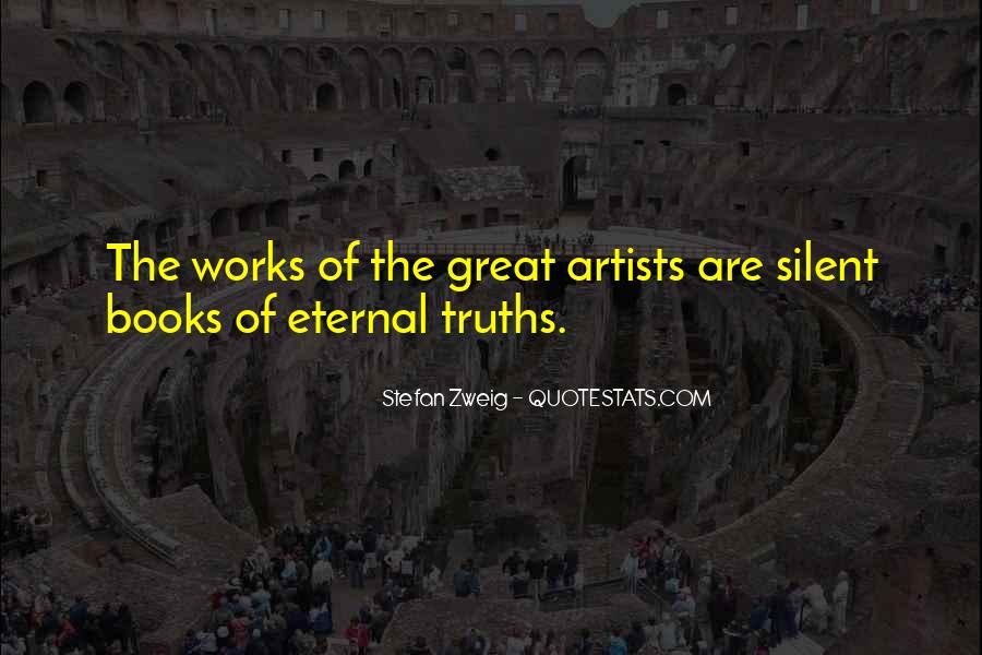 Stefan Zweig Quotes #270439