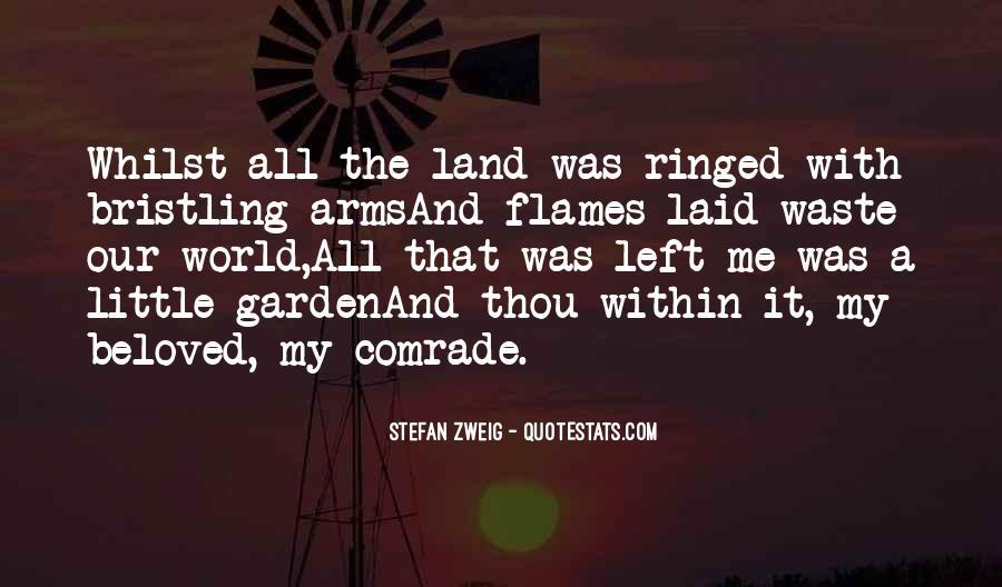 Stefan Zweig Quotes #273356