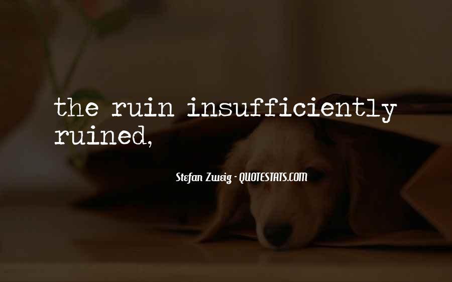 Stefan Zweig Quotes #293426