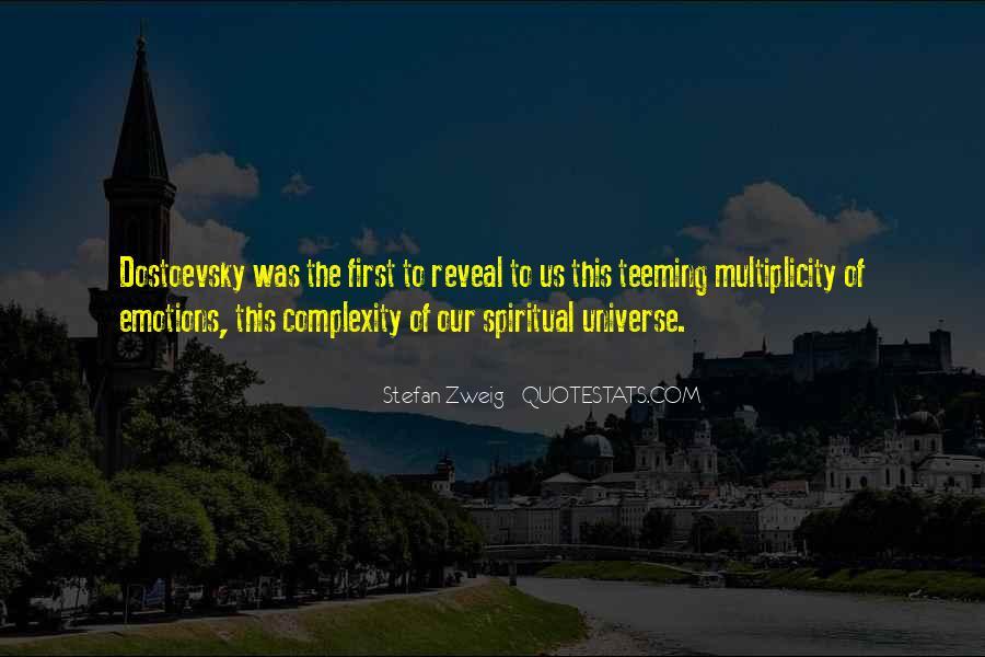 Stefan Zweig Quotes #298157