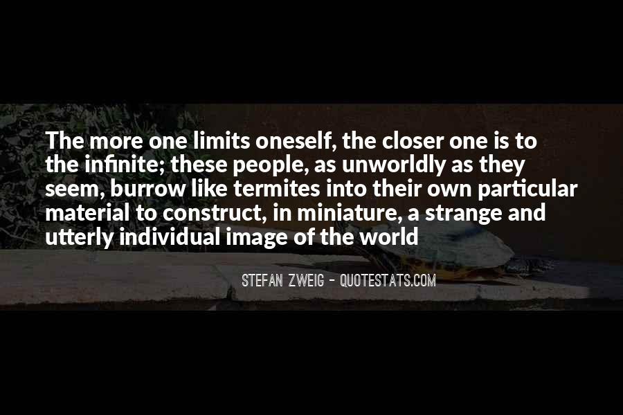 Stefan Zweig Quotes #332910