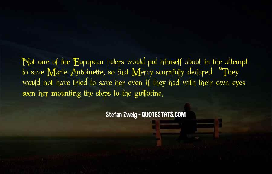 Stefan Zweig Quotes #358099