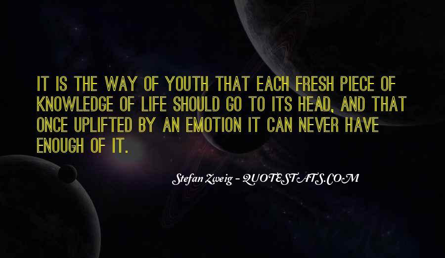 Stefan Zweig Quotes #435877
