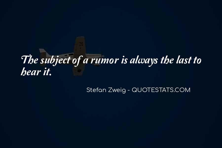 Stefan Zweig Quotes #443364