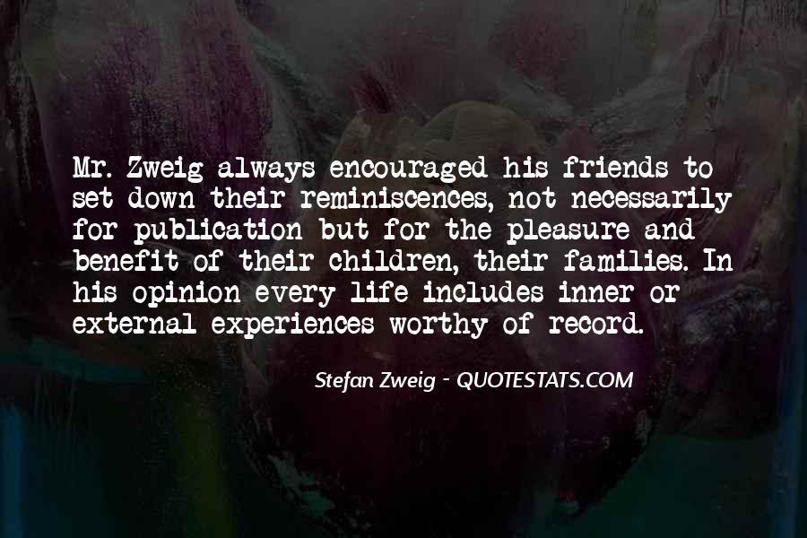 Stefan Zweig Quotes #464474