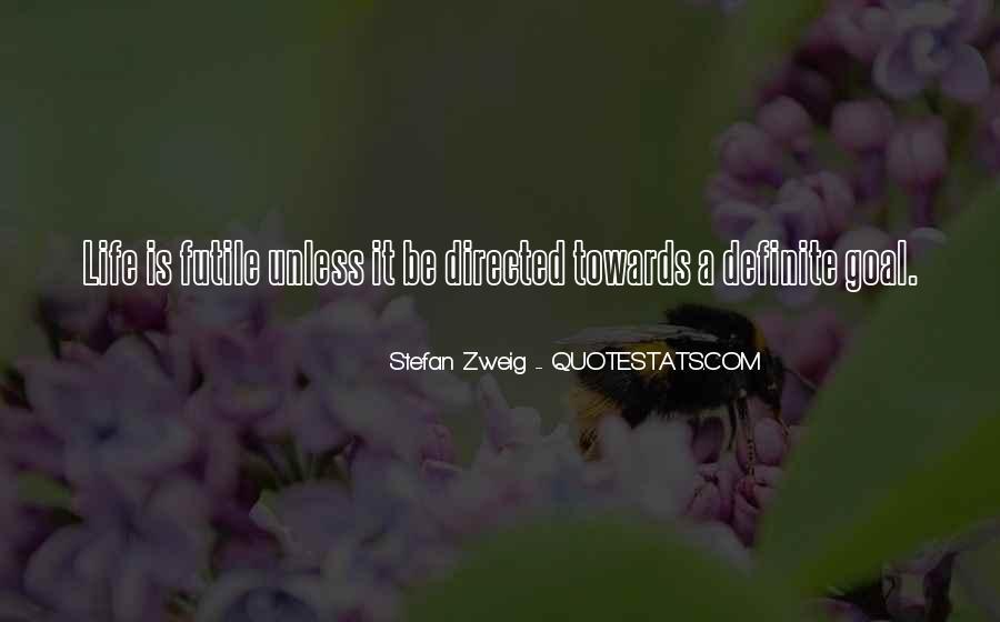 Stefan Zweig Quotes #521200