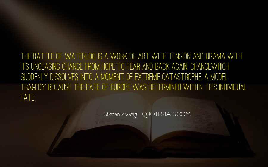 Stefan Zweig Quotes #525665