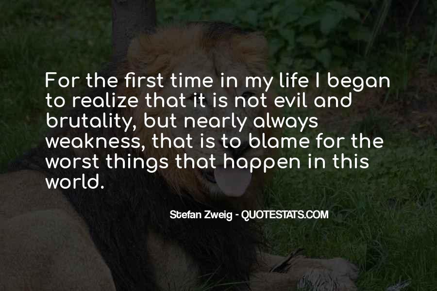 Stefan Zweig Quotes #559010