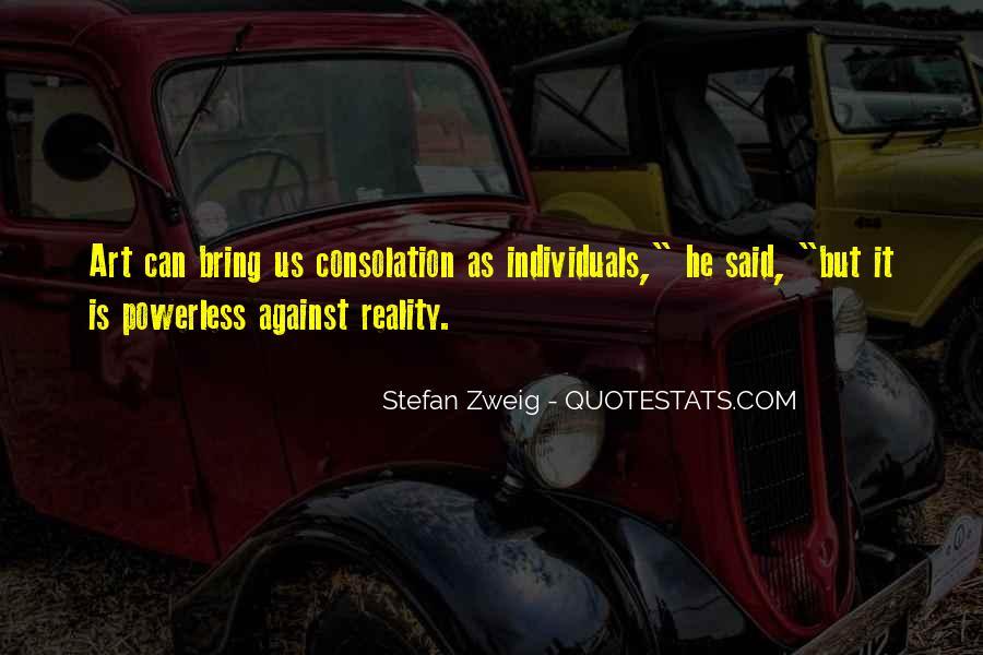Stefan Zweig Quotes #654677